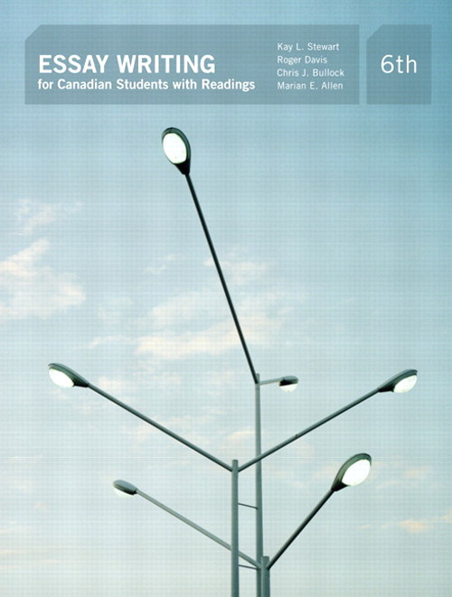 essay writing skills with readings sixth canadian edition College writing skills with readings by john langan, 9780073384085, available at book depository with free delivery worldwide.