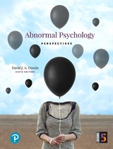 abnormal psychology perspectives 6th edition