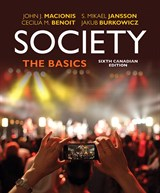 Revel for Society: The Basics, Sixth Canadian Edition -- Access Card, 6th Edition