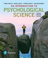An Introduction to Psychological Science, Second Canadian Edition Plus MyLab Psychology with Pearson eText -- Access Card Package, 2nd Edition