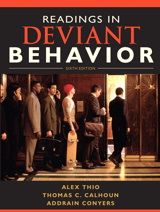 Readings in Deviant Behavior, 6th Edition