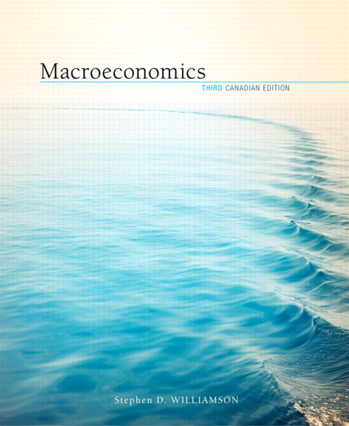Macroeconomics Third Canadian Edition 3rd Edition
